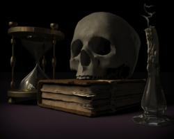 Det årlige møde med døden