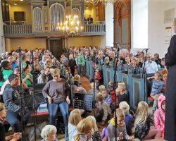 Agerskov Valgmenighed fejrer 10 års jubilæum