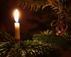 Poul Hoffmann om julen
