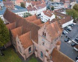 Sankt Hans Kirke i Odense søger sognepræst