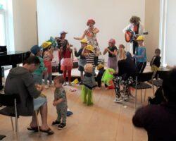 Børnefestival åbnede dørene